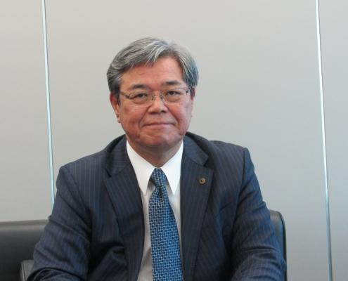バンドー化学 吉井 満隆社長