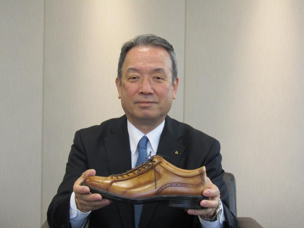 アキレス 伊藤 守社長