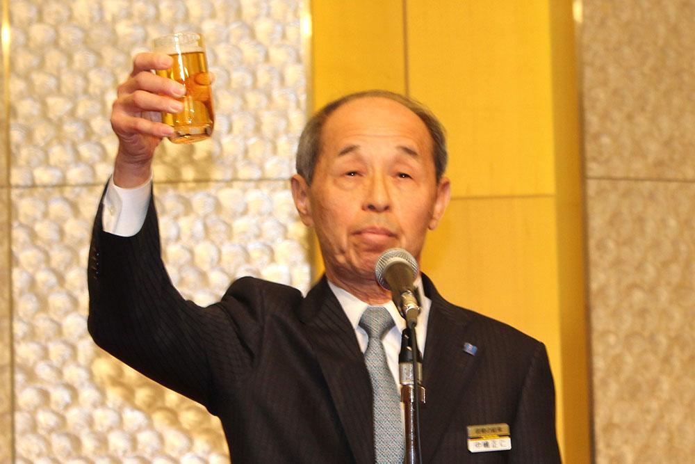 中嶋取締役