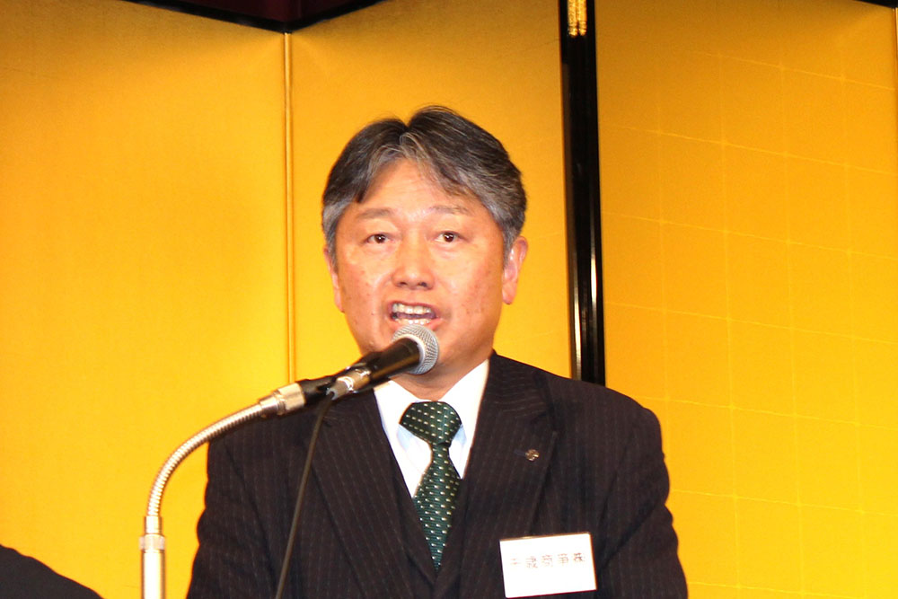 糸井副理事長