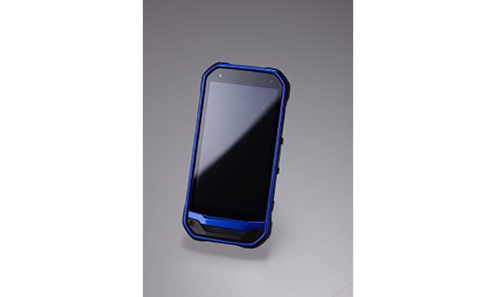 スマートフォンの使用例