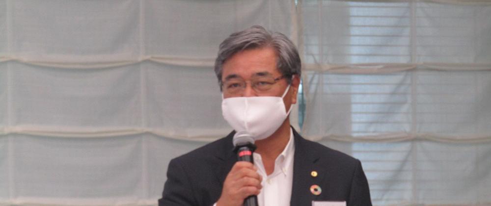吉井副会長
