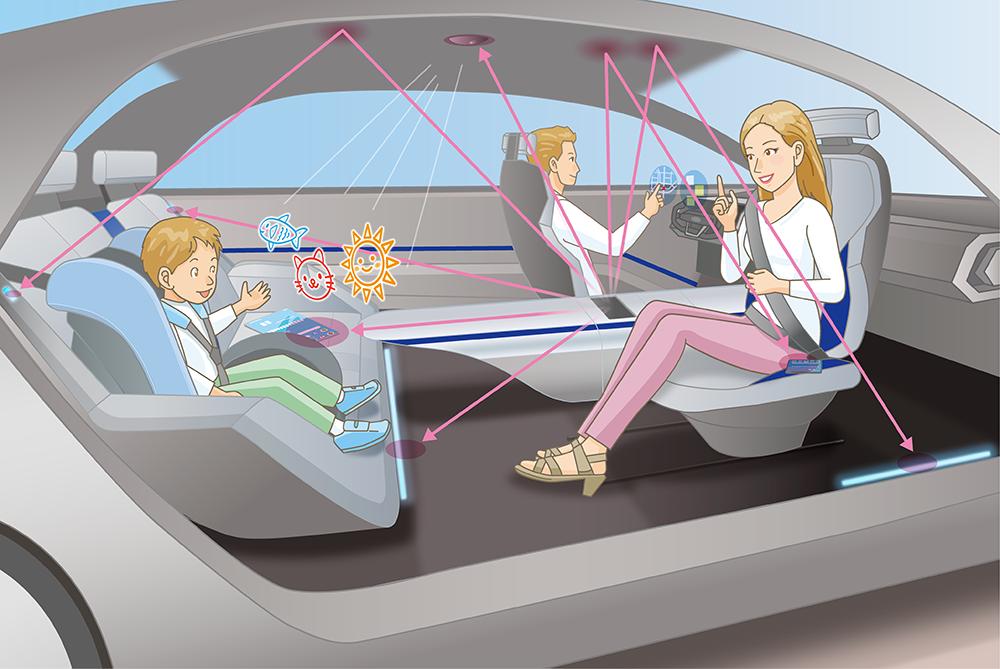 マイクロ波給電(Cota)が実現する未来