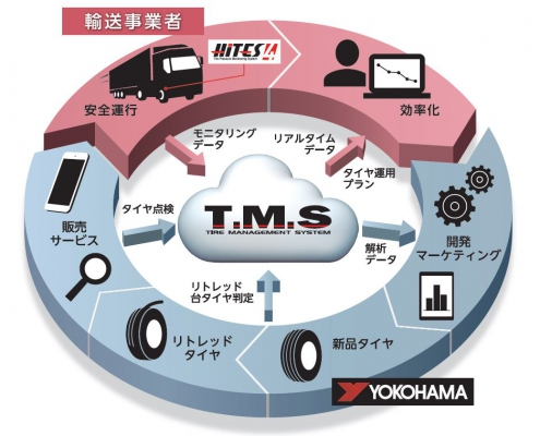 【T.M.Sの概念図】