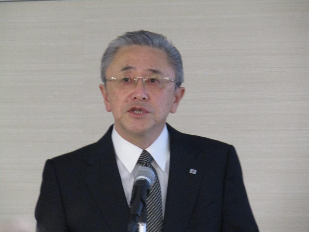 江藤COO