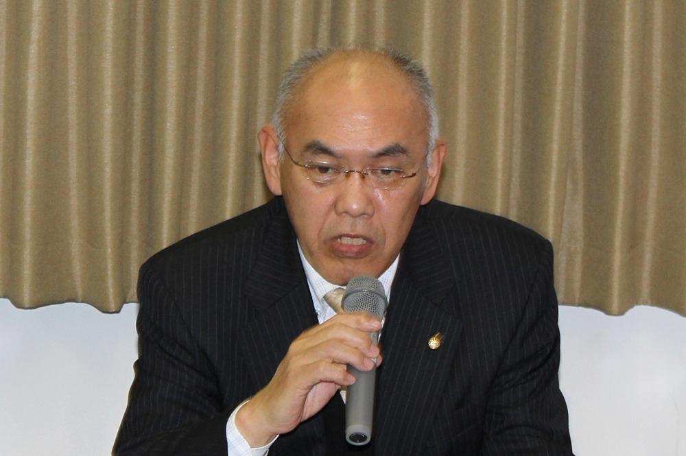 十川ゴムの松江執行役員