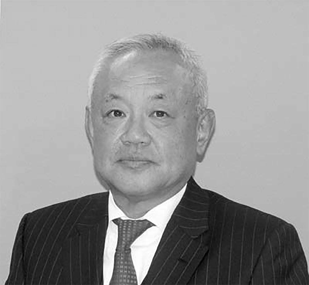 東部工業用ゴム製品卸商業組合 / 山上 茂久理事長