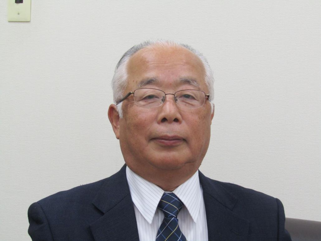 広島化成 西 浩一社長