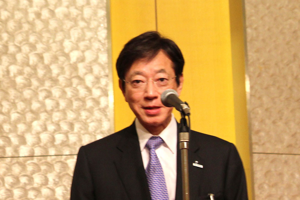 神戸市の久元市長