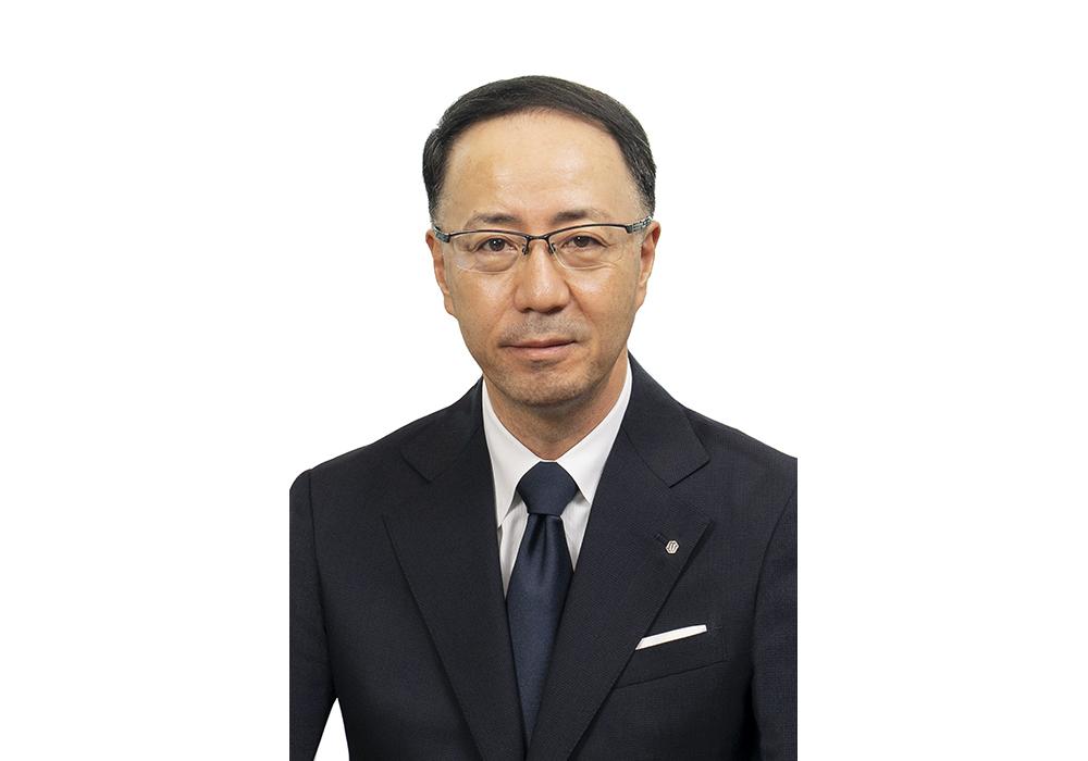 加藤 新社長
