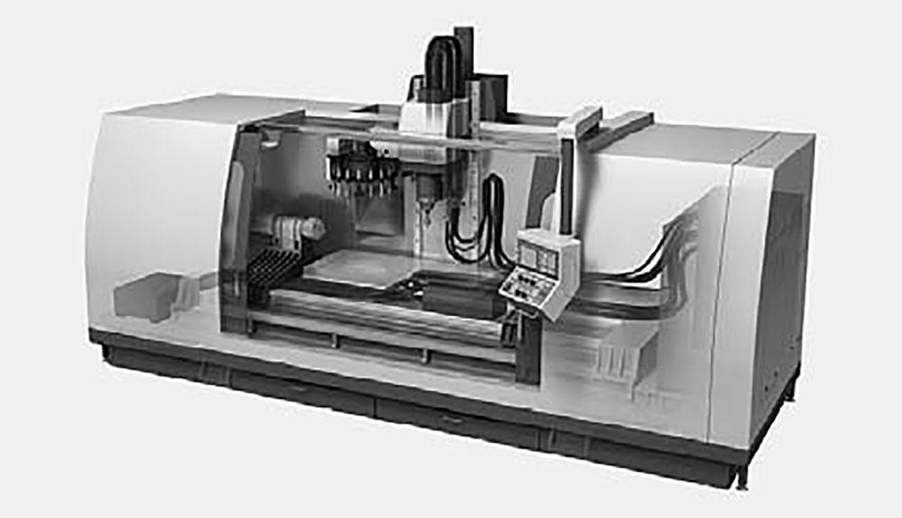 ラインメイトLB70搭載の工作機械イメージ