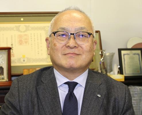 ユーシー産業 永𠮷 昭二社長