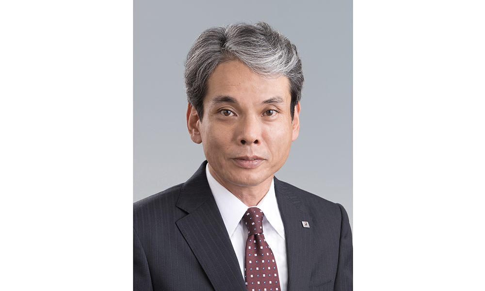 新会長に就任した東氏