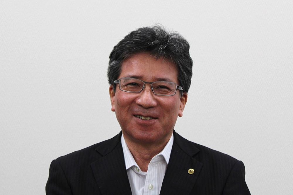 十川ゴム・十川利男社長