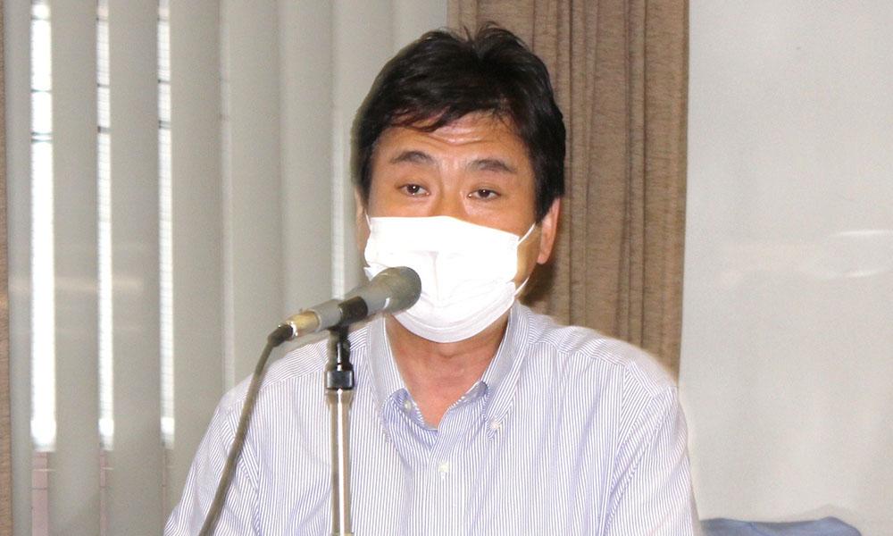 小島事業委員長