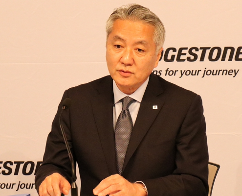 石橋CEO