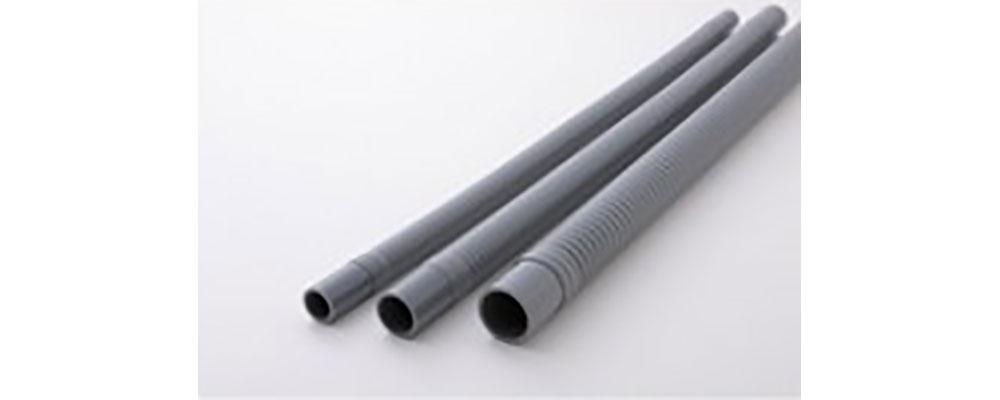 排水専用のフレキシブルパイプのエバフリーBFP型(屋外用)