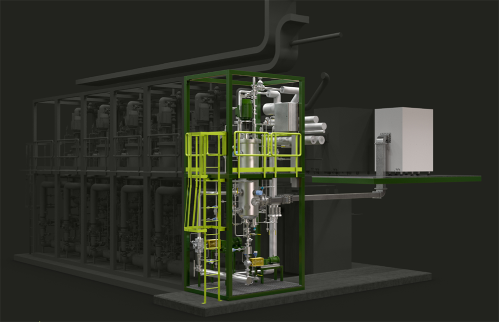 廃プラ再生技術モジュール
