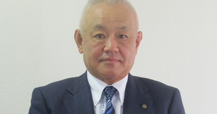 東部工業用ゴム製品卸商業組合 山上 茂久理事長