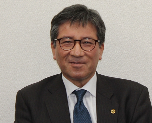 十川ゴム 十川 利男社長