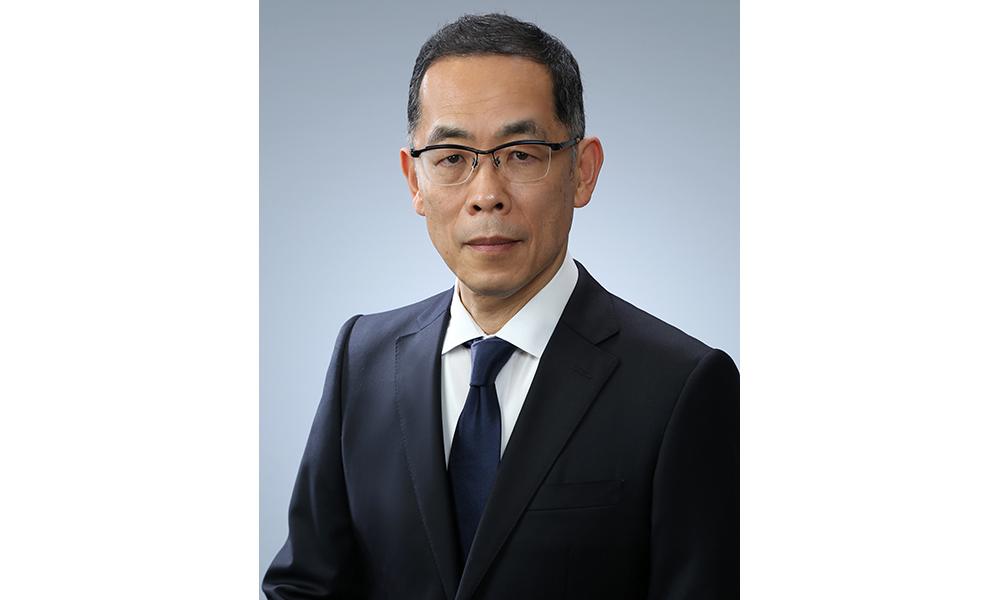 新代表取締役社長 今井俊夫氏