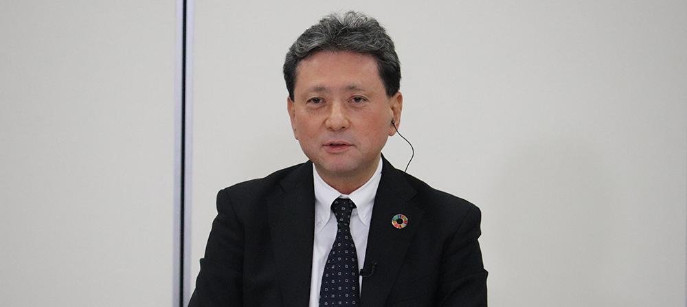 山石昌孝社長