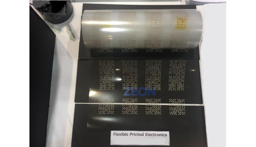 「ゼオネックスC2420」の応用例(ミリ波レーダーアンテナ基板)