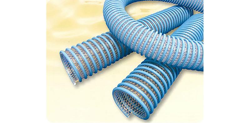 ブルーに色付けされた「タイパワーホース耐油WS型」