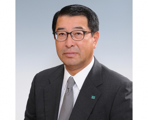 岡本 良幸 新社長