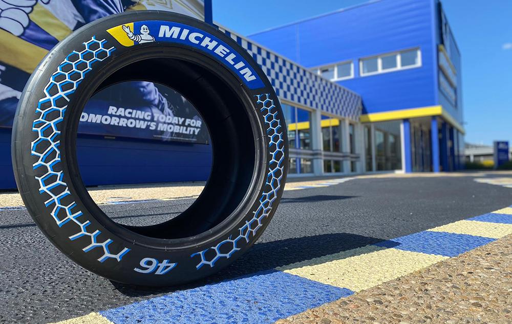 46%持続可能な原材料使用のレーシングタイヤ