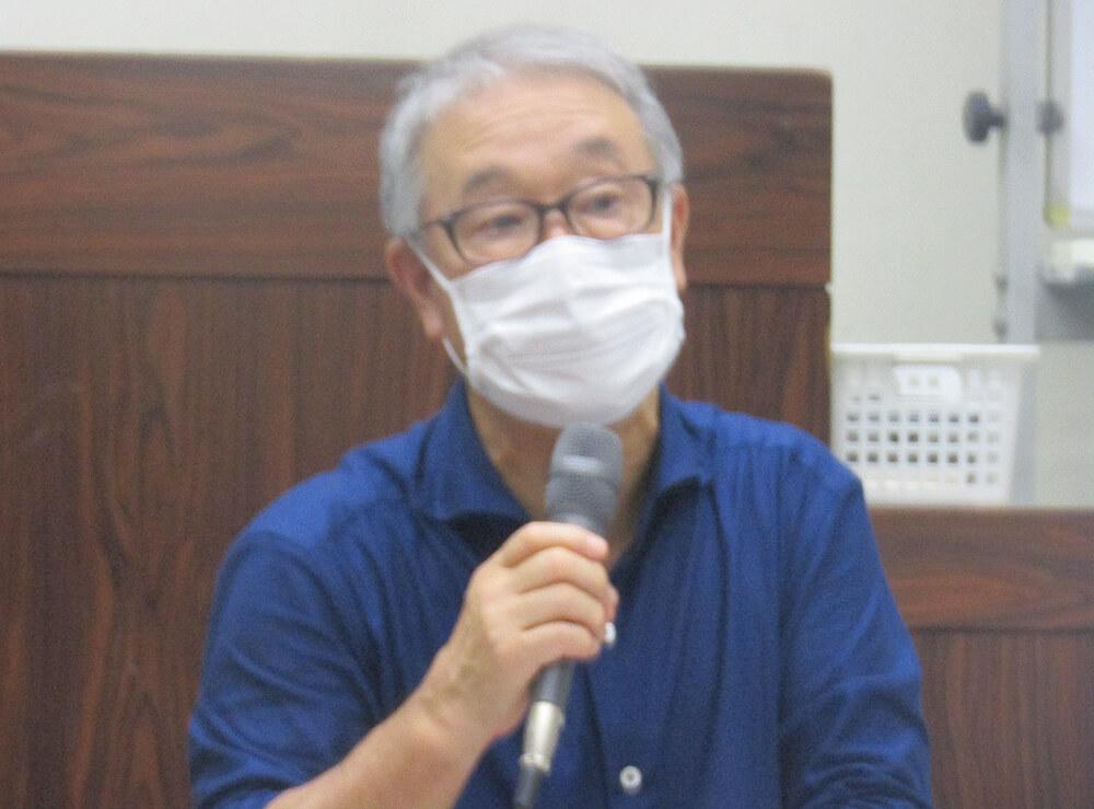 新發田親睦教育部会会長