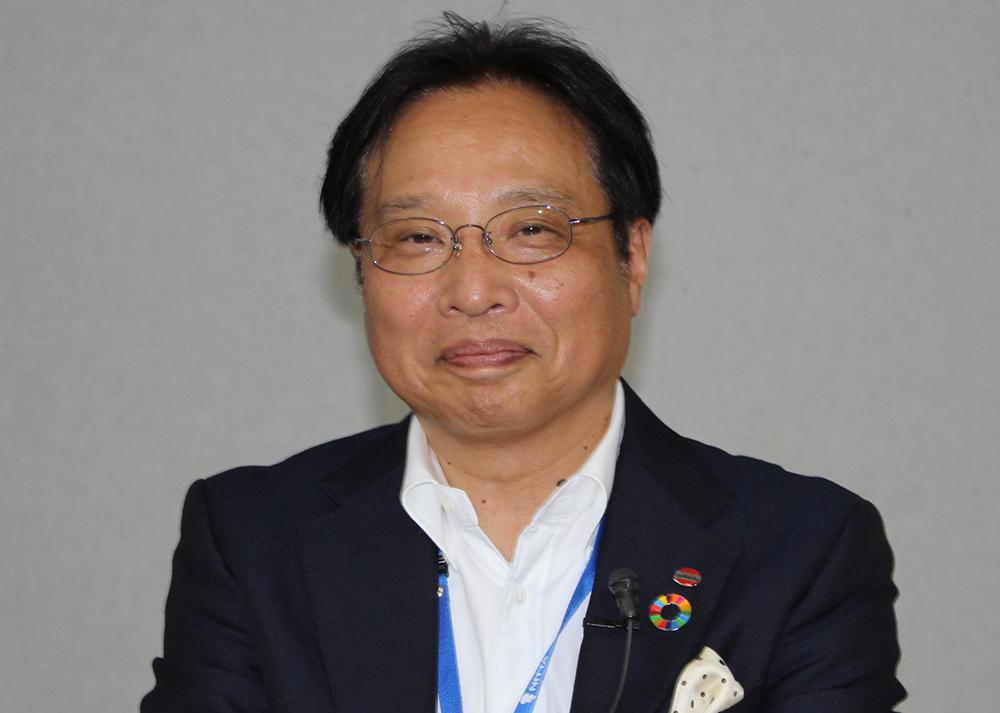 ゲイツ・ユニッタ・アジア 萩原 豊浩副社長